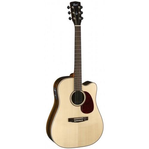 CORT Gitar Akustik Elektrik MR710F - Natural - Gitar Akustik Elektrik